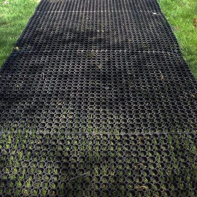 Lancaster-Golf-Clubs-Rubber-Grass-Mats-Path-Project